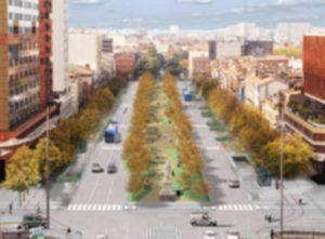 Imagin Ramblas : Un appel à manifestation pour animer les Ramblas-jardin Cmairie de toulouse