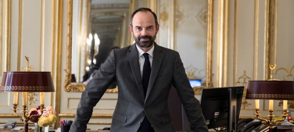 Edouard Philippe à Albi pour le congrès de « Villes de France » Photo gouvernement.fr