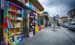 La Passerelle à Negreneys, un nouveau lieu pour réconcilier l'art et le quartier
