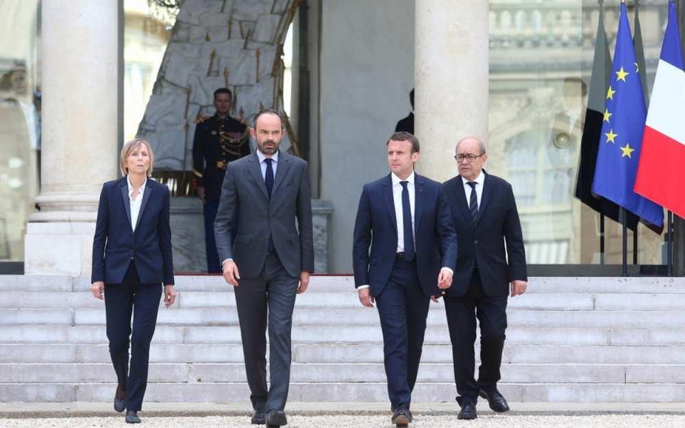 Toulouse. Angela Merkel et Emmanuel Macron à Toulouse ce mercredi Cprésidence république N.Bauer dr