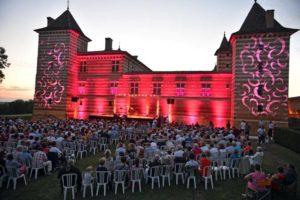 Festival 31 Notes d'été château de Laréole Cr Rémy Gabalda