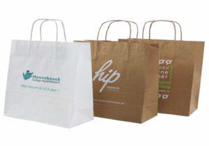Et si vous passiez aux sacs en papier personnalisés ?