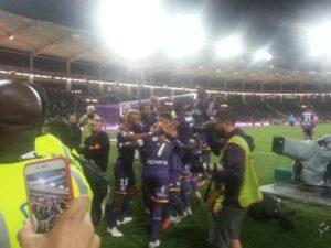 Le TFC et le Fenix renouent avec la victoire  Photo : Toulouse Infos
