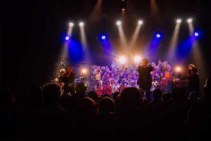 """Les Grandes Bouches au festival """"Jazz sur son 31"""" @ KD"""