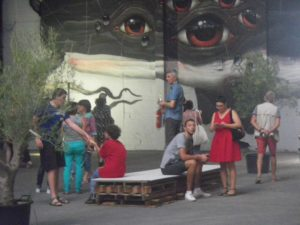 Mister Freeze, la plus grande exposition d'art urbain contemporain à Toulouse Photo : Sylvie Duminil