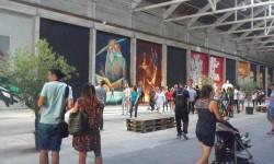 Mister Freeze, la plus grande exposition d'art urbain contemporain à Toulouse