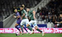 Le TFC craque en défense face à Saint-Etienne (2-3)