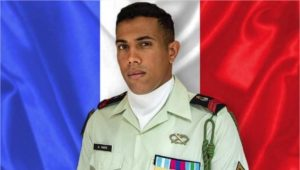 Le caporal Abdelatif Rafik est mort au Mali Photo Armée de terre