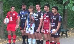 Toulouse donne le coup d'envoi de la Coupe d'Europe de rugby