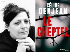 Céline Denjean reçoit le « Prix de l'Embouchure » pour son son roman Le Cheptel Photo ; éditions Marabout-Hachette