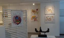 l'artiste ESSA expose à La Palette Des Possibles avant le Salon des Artistes Méridionaux
