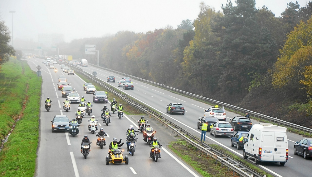 Toulouse. La préfecture interdit la manifestation des Gilets Jaunes Illustration cdr