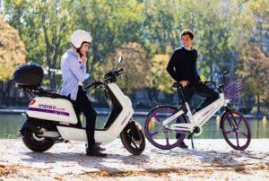 INDIGO weel lance ses premiers e-scooters en libre-service à Toulouse Cindigo