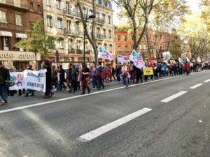 Manifestation des enseignants en Occitanie C Toulouse Infos Archives