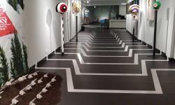 L'exposition collective « Tailler la zone 2 » met en lumière quatre artistes du département