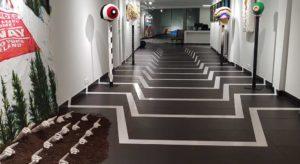 L'exposition collective « Tailler la zone 2 » met en lumière quatre artistes du département Crédit : DAVV