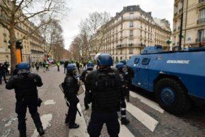 L'Observatoire des pratiques policières dénonce une violence disproportionnée à Toulouse Ctwitter/cdr