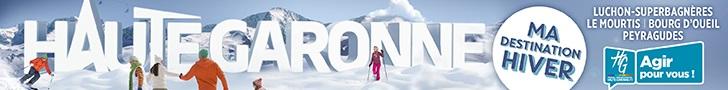 ski haute-garonne