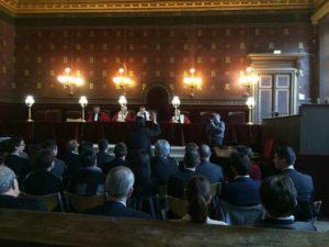 Infanticide dans l'Aude au tribunal de Carcassonne Illustration cdr