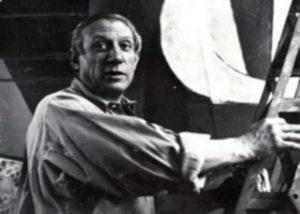 Exposition « Picasso et l'exil » au musée des Abattoirs dr