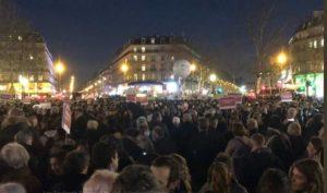 Les « foulards rouges » appellent à une mobilisation à Toulouse  ctwitter