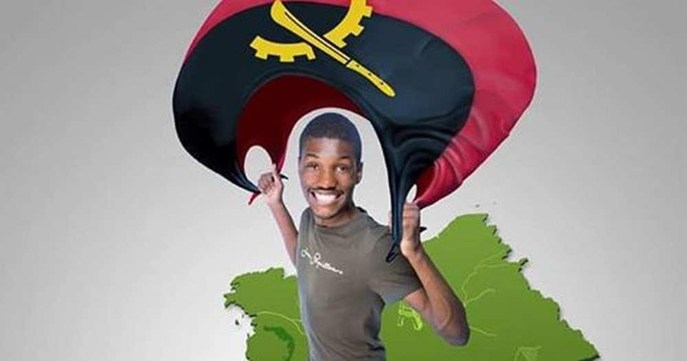 Jocerand Makila, de l'Angola au Jamel Comedy Club Cfbjocerandmalika