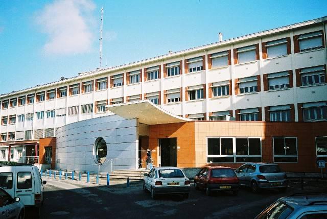 Grève aux urgences de l'hôpital de Montauban Chopital.fr/dr