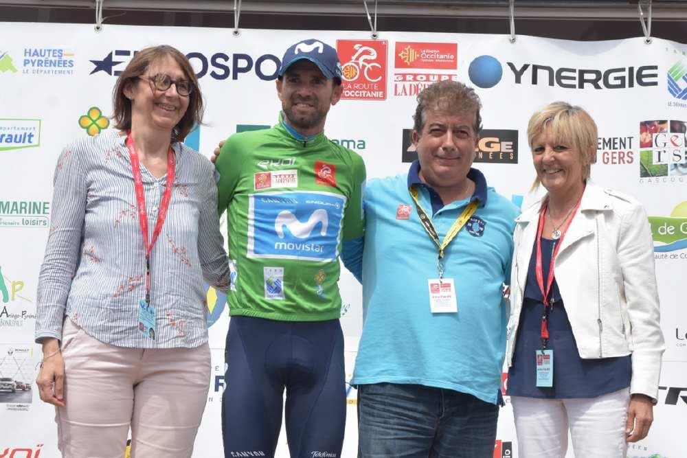 Alejandro Valverde vainqueur en 2018 remettra son titre en jeu Crédit photo Henri Jean / Aubin Lipke