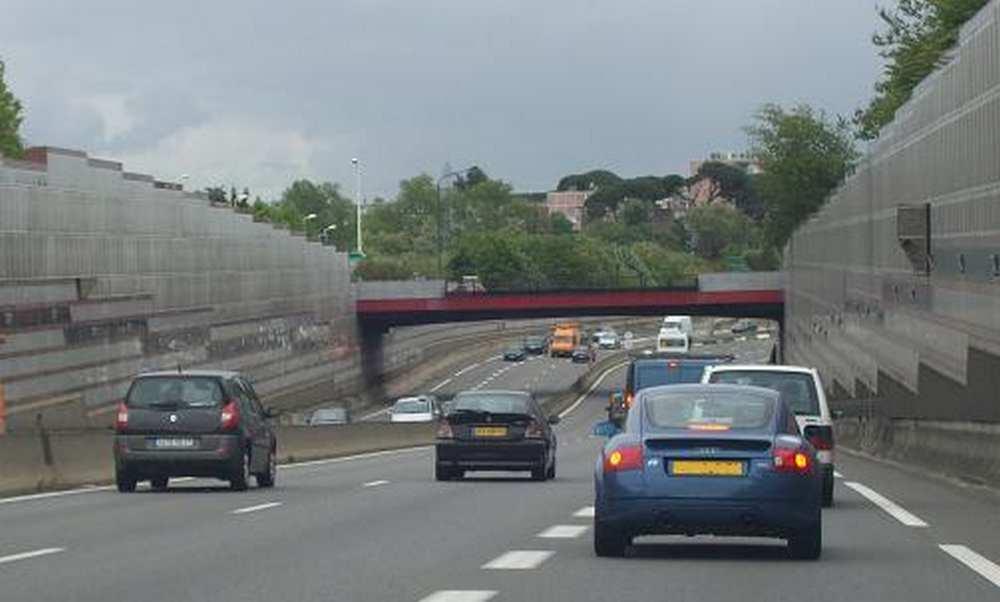 Un nouvel accident à contre-sens sur l'autoroute Illustration : Toulouse Infos