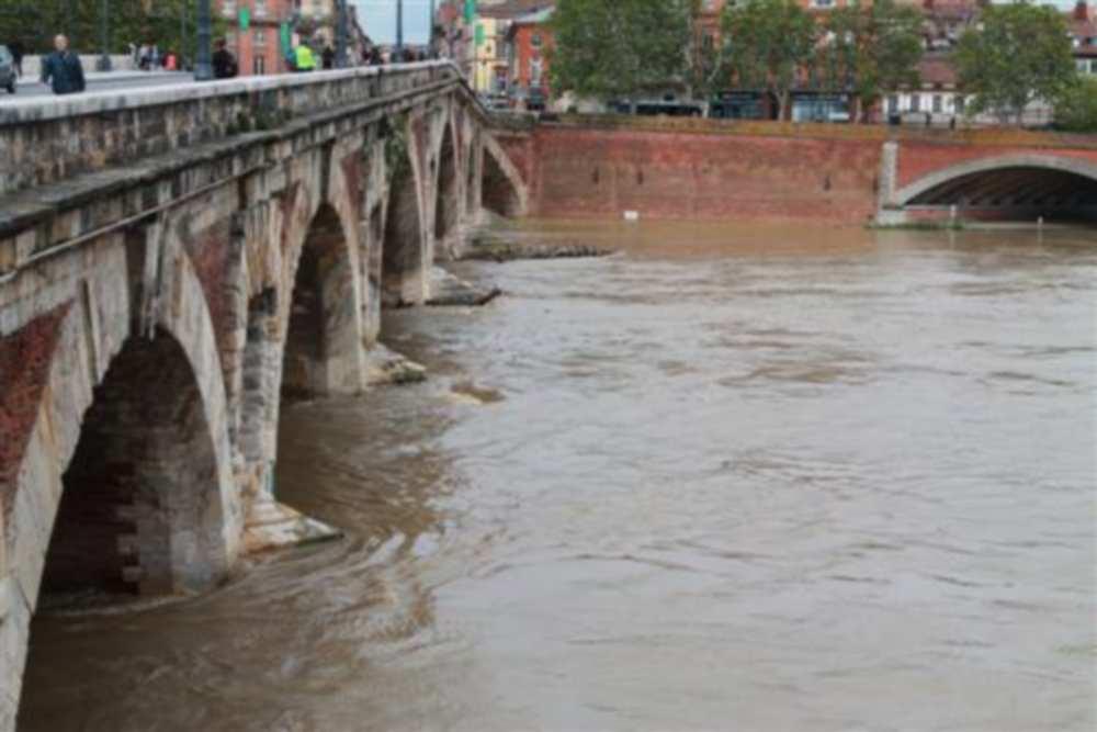 Toulouse. Découverte d'un squelette au bord de la Garonne Illustration : Toulouse Infos