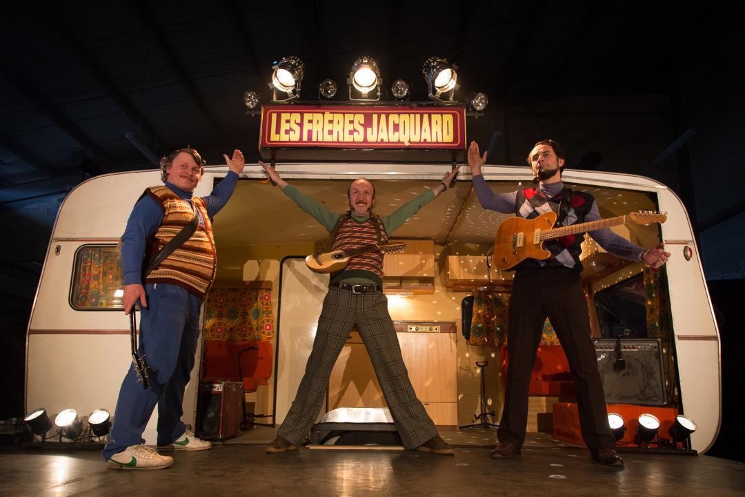 Pibrac. Deuxième édition du festival de rue « la Mekanik du rire » Photo : Les frères Jacquard/dr