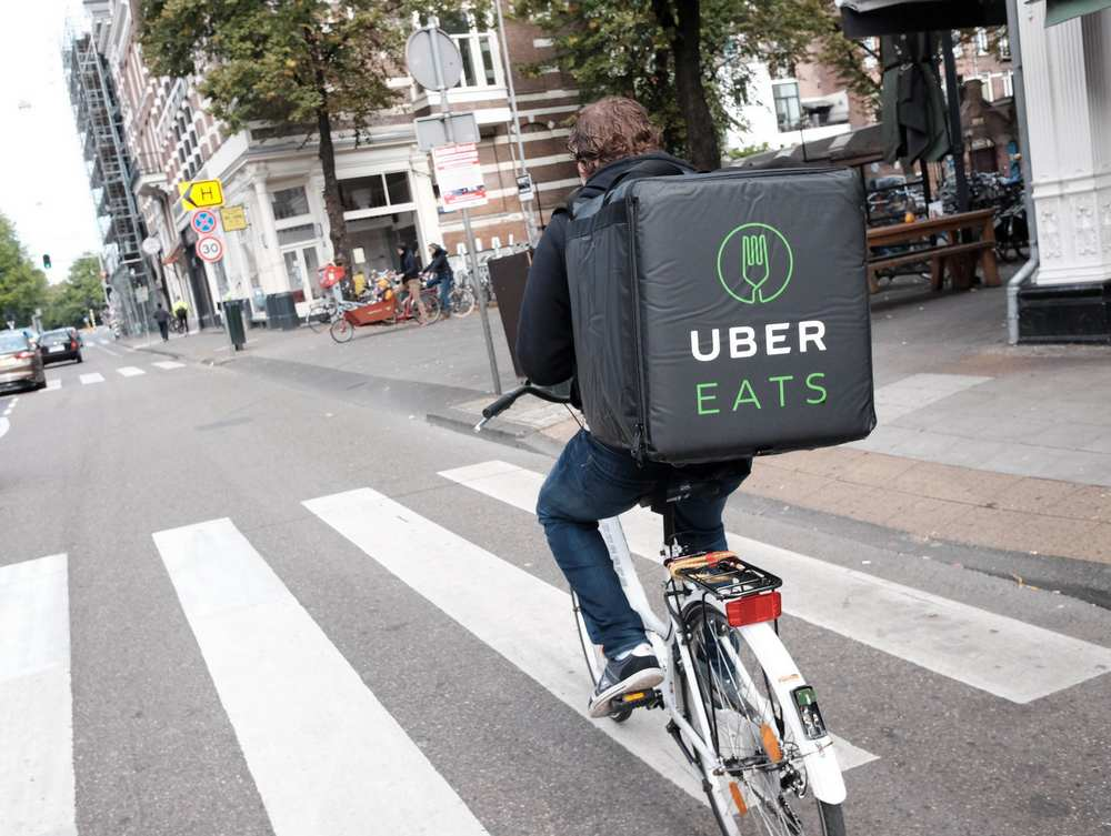 Une action collective contre Uber Eats, portée par un avocat toulousain cdr