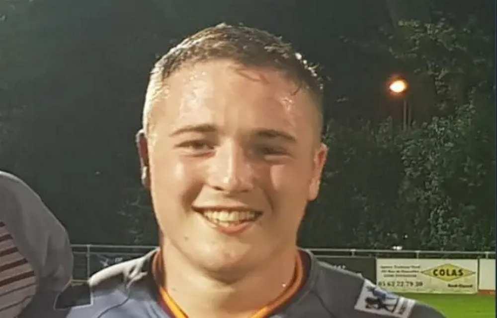 Toulouse. Le jeune rugbyman anglais Archie Bruce est mort par asphyxie cBatley Archie Bruce Twitter copie/cdr