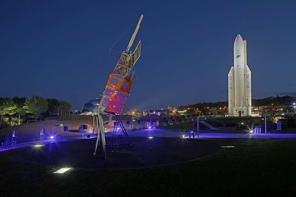 Toulouse. La Cité de l'espace ouvre la Cité des petits cdr