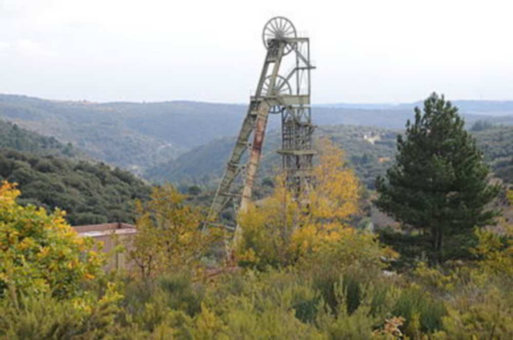 Les inondations ont charrié des métaux lourds et de l'arsenic de l'ancienne mine d'or de Salsignes cdr