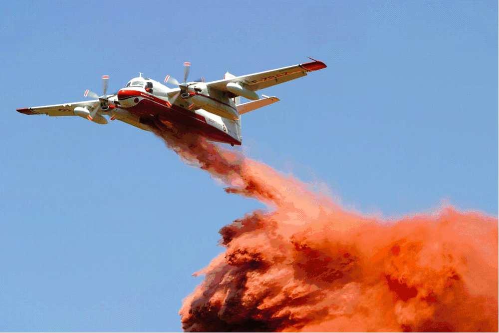 Béziers. Un nouvel incident immobilise les avions bombardier d'eau cdr