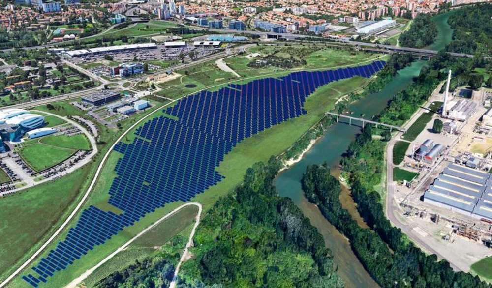 Toulouse. L'ancien site d'AZF va accueillir une centrale solaire Curbasolar.com/dr