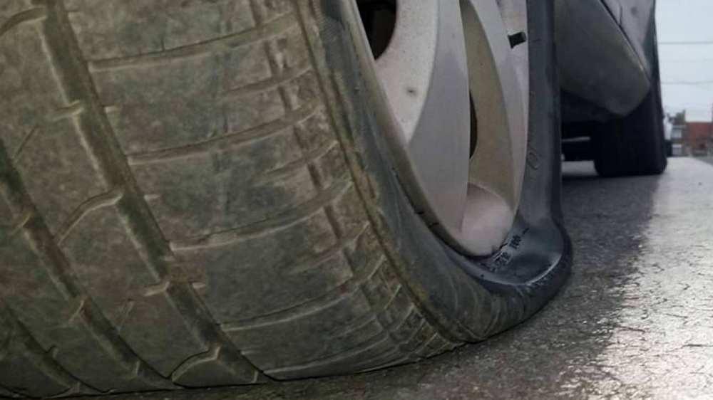 Toulouse. Les pneus de 25 voitures crevés à Cugnaux cdr