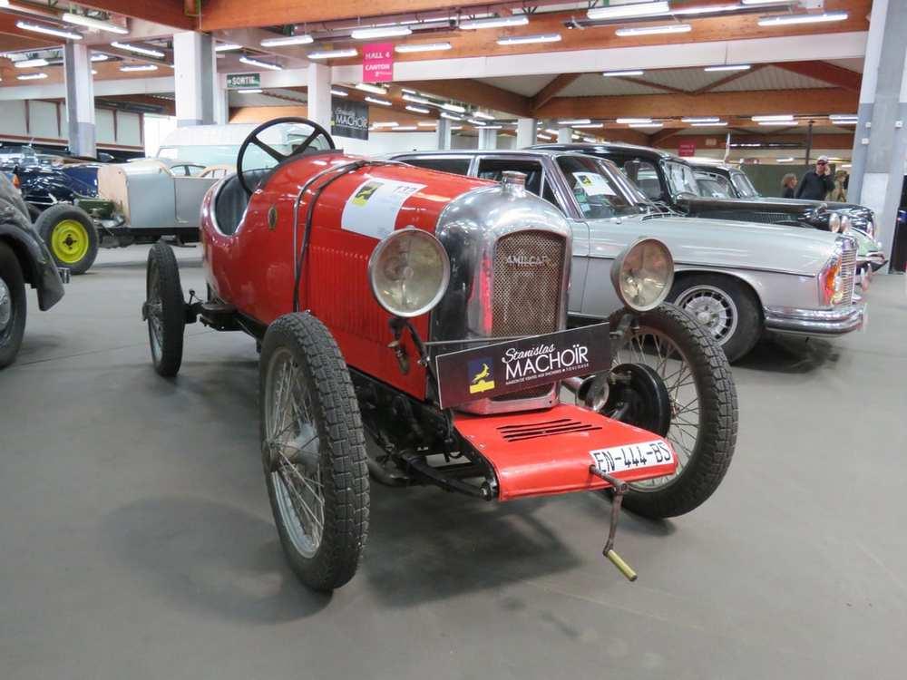 Toulouse. Festival de voitures anciennes au parc des expositions Photo : Raphaël Crabos