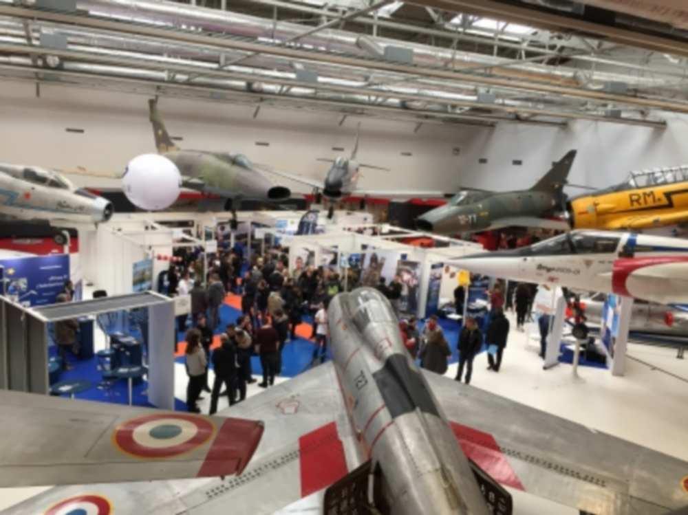 Blagnac. Salon des Formations et Métiers Aéronautiques à Aeroscopia cdr
