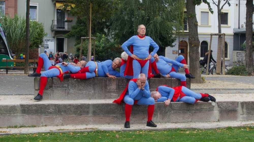 Toulouse. Un casting seniors pour devenir un Superman cdr