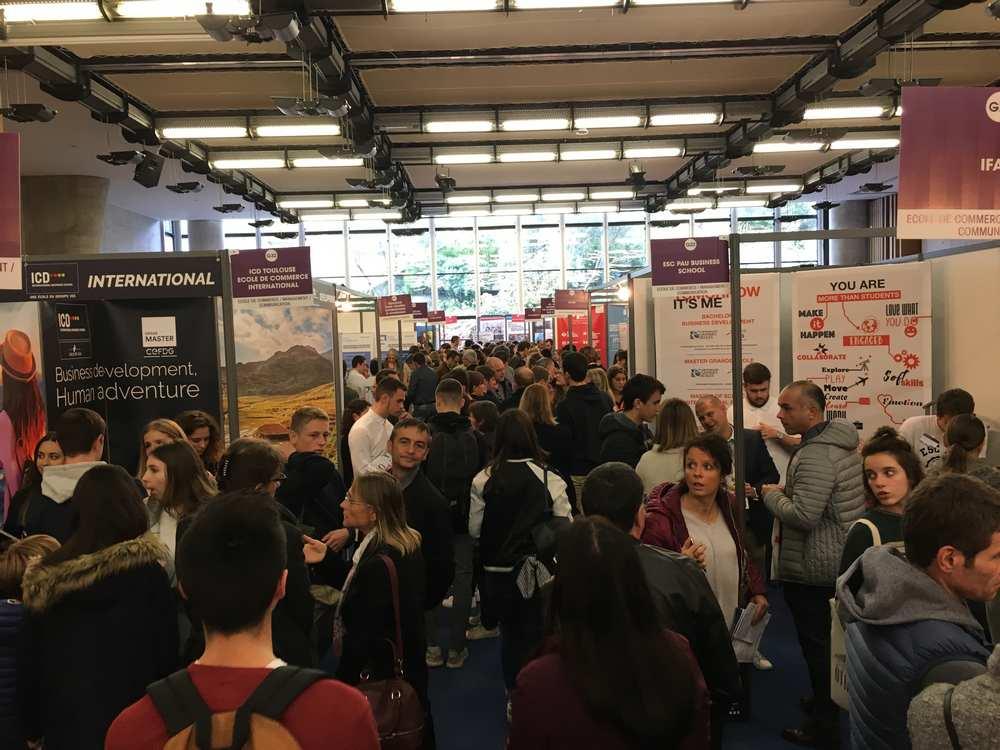 Toulouse. Trois salons d'orientation Studyrama en novembre cdr