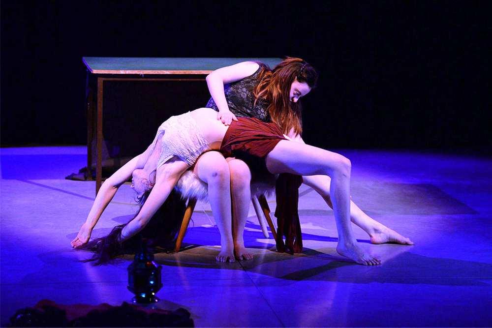 La compagnie RaieManta à la Nuit du cirque © RaieManta compagnie