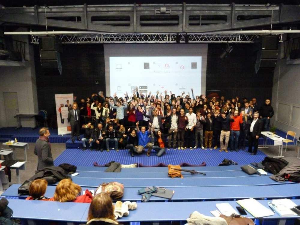 Toulouse. 45 étudiants se lancent dans l'aventure entrepreneuriale clesentrep.fr/cdr