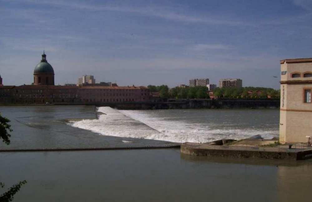Toulouse. Un cambrioleur porté disparu dans la Garonne cdr