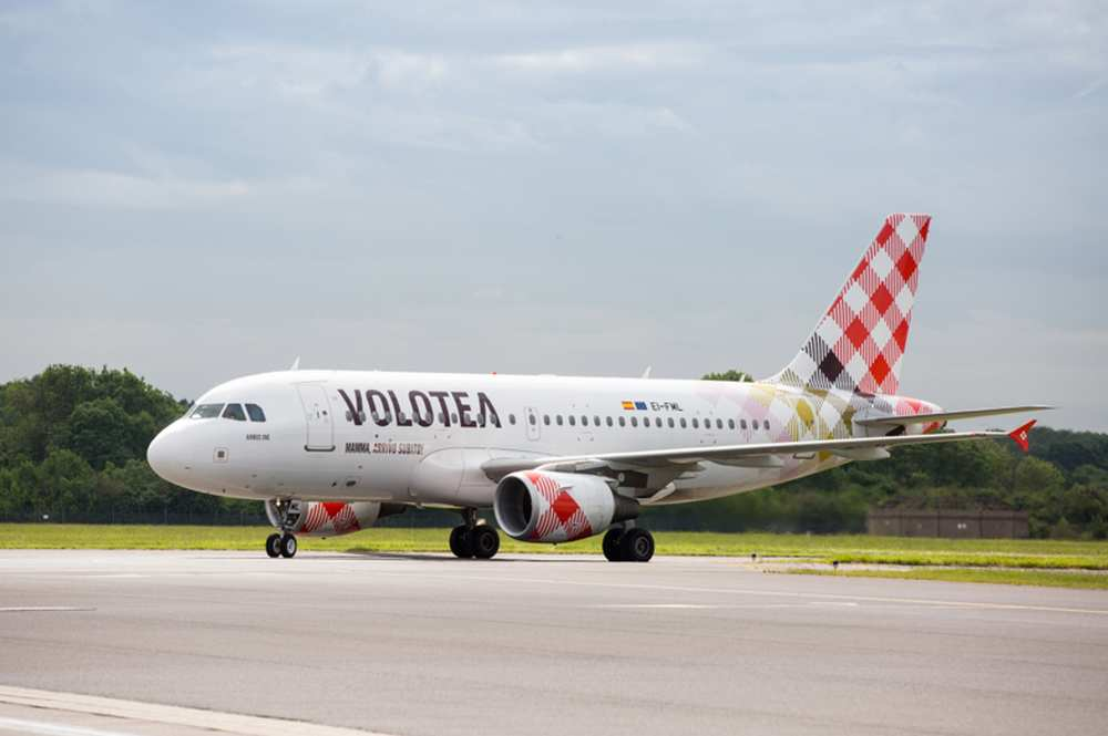 Toulouse. Volotea  a transporté un demi-million de passagers en 2019 cvolotea