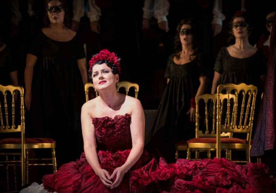 Toulouse. Exposition photo héroïnes d'opéra de Mirco Magliocca cMirco Magliocca/dr