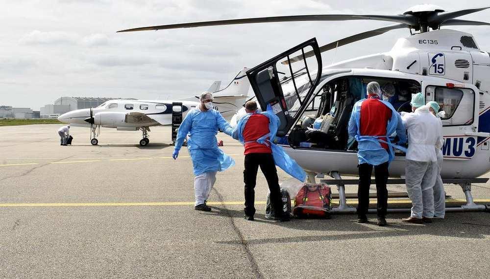 Occitanie. Légère baisse des hospitalisations dans la région crédit : chu Toulouse