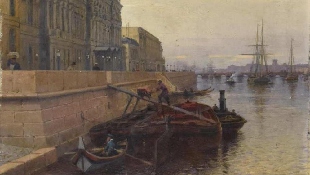 Montauban. Sauvée de la déchetterie, une peinture du 19e siècle vendue pour 60 000 € Cgazettedrouot/dr
