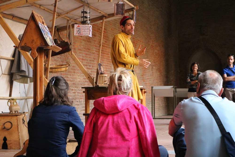 Toulouse. Un été gourmand et médiéval au Couvent des Jacobins credit photo : Couvent des Jacobins